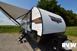 2021 Forest River Wildwood 32BHDS Travel Trailer: image 1