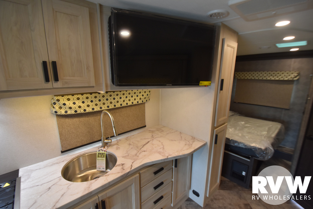 Click here to see the New 2021 Forester LE 2551DSF Class C Motorhome by Forest River at RVWholesalers.com