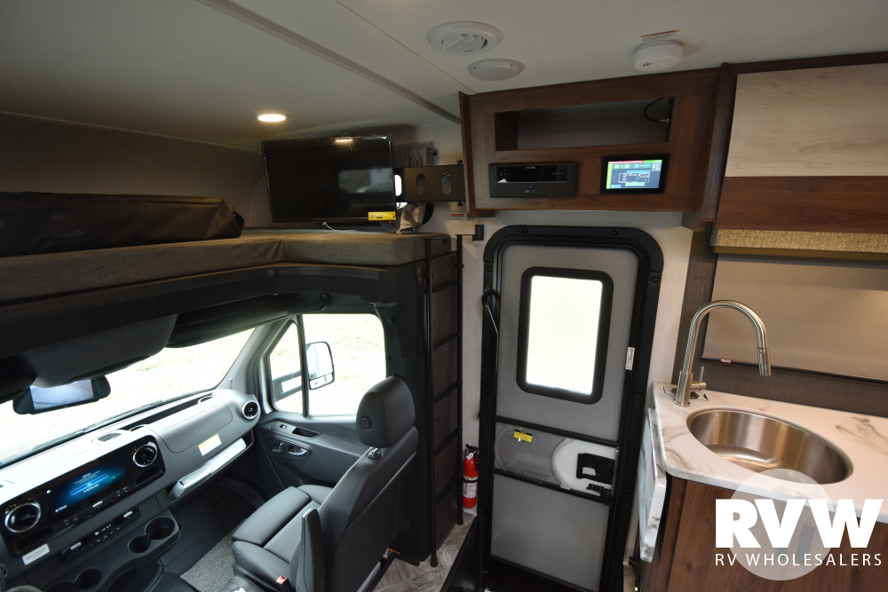 Click here to see the New 2021 Forester MBS 2401B Class C Motorhome by Forest River at RVWholesalers.com