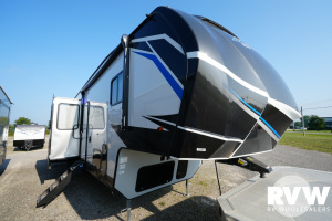 2022 Forest River XLR Boost 37TSX13 Toy Hauler Fifth Wheel: image 1