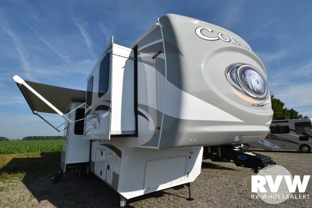 Click here to see the New 2021 Columbus 388FK Fifth Wheel by Palomino at RVWholesalers.com