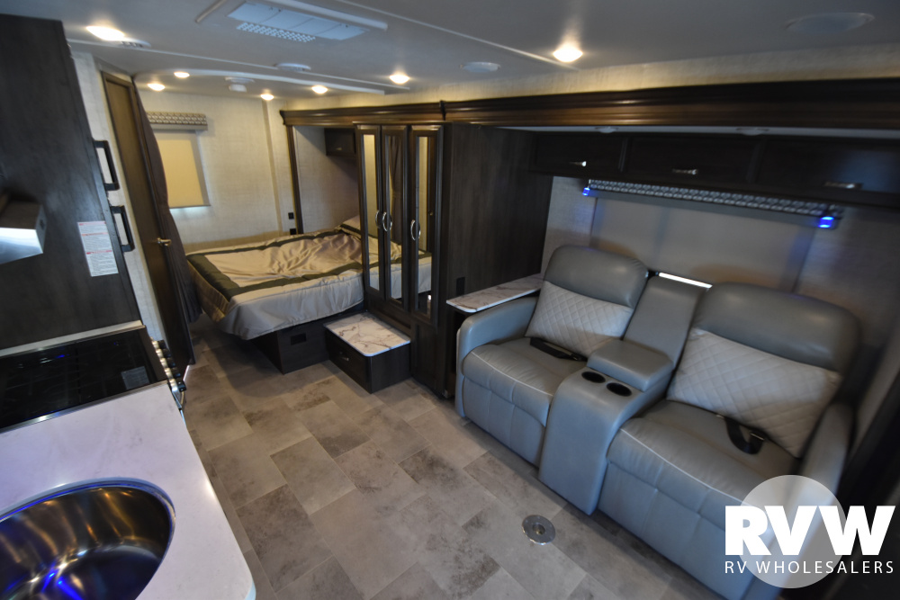 Click here to see the New 2021 BT Cruiser 5245B Class C Motorhome by Gulf Stream at RVWholesalers.com