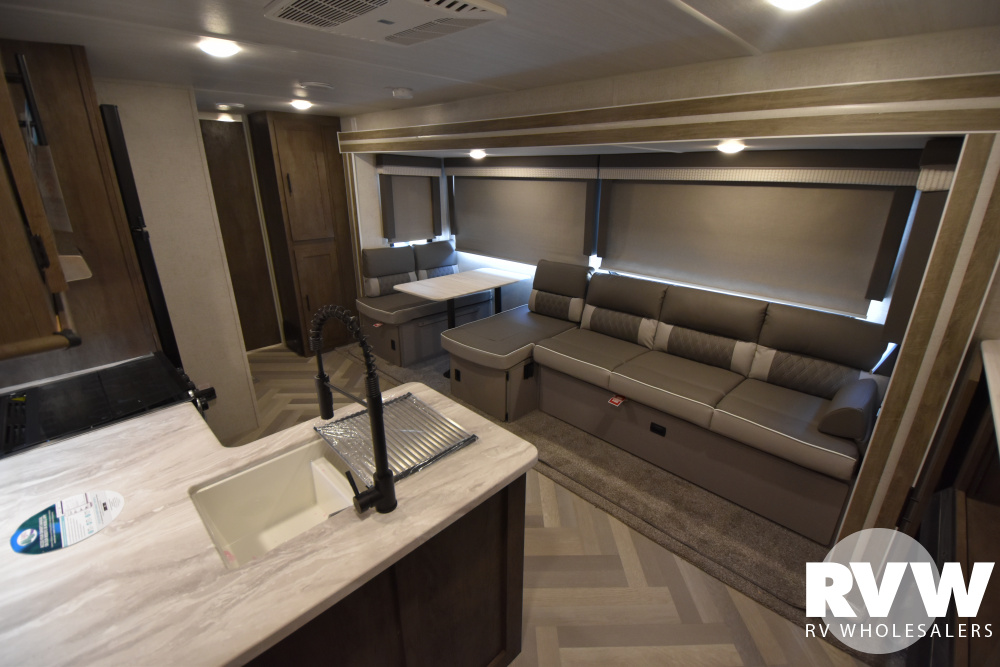 Click here to see the New 2021 Wildwood 33TS Travel Trailer by Forest River at RVWholesalers.com