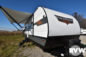 2021 Forest River Wildwood 33TS Travel Trailer: image 1
