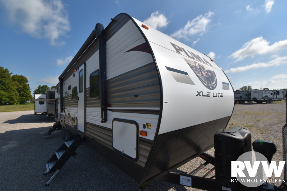 Click here to see the New 2021 Puma XLE 31BHSC Travel Trailer by Palomino at RVWholesalers.com