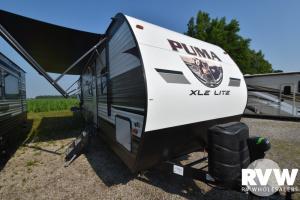 2021 Palomino Puma XLE 30DBSC Travel Trailer: image 1