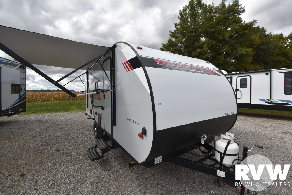 Click here to see the New 2021 Wildwood FSX 170SS Travel Trailer by Forest River at RVWholesalers.com