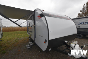 2021 Forest River Wildwood FSX 170SS Travel Trailer: image 1