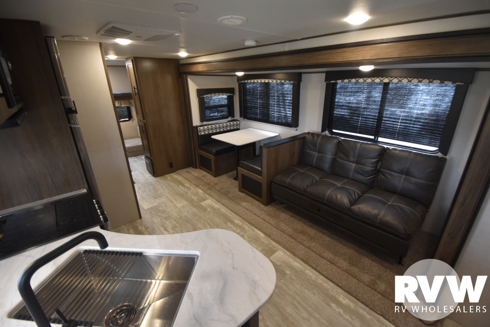 Click here to see the New 2021 Avenger 29RBS Travel Trailer by Prime Time RV at RVWholesalers.com