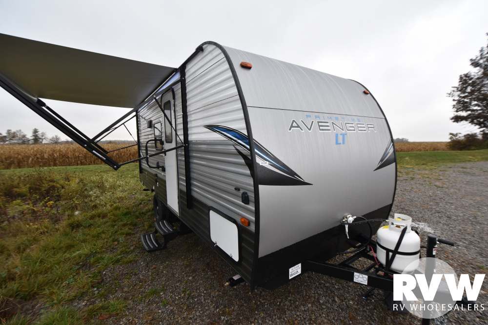 Click here to see the New 2021 Avenger LT 17BHS Travel Trailer by Prime Time RV at RVWholesalers.com