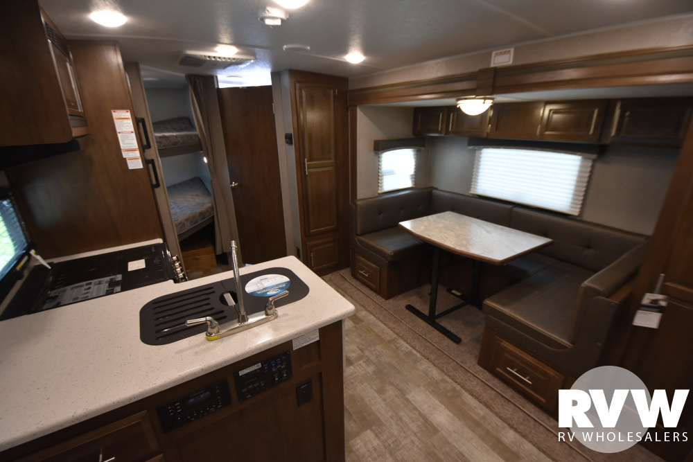 Click here to see the New 2021 Rockwood Mini Lite 2509S Travel Trailer by Forest River at RVWholesalers.com