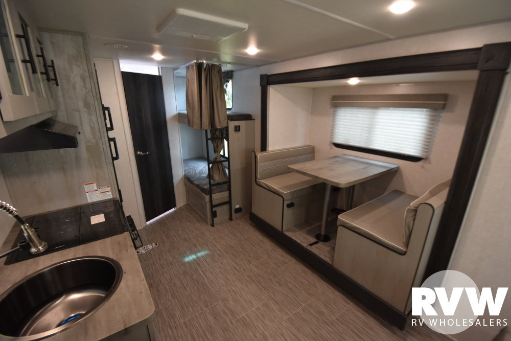 Click here to see the New 2021 Ibex 20BHS Travel Trailer by Forest River at RVWholesalers.com