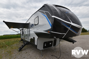 2021 Forest River XLR Boost 36TSX16 Toy Hauler Fifth Wheel: image 1