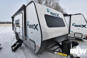 2021 Forest River Ibex 19MBH Travel Trailer: image 1