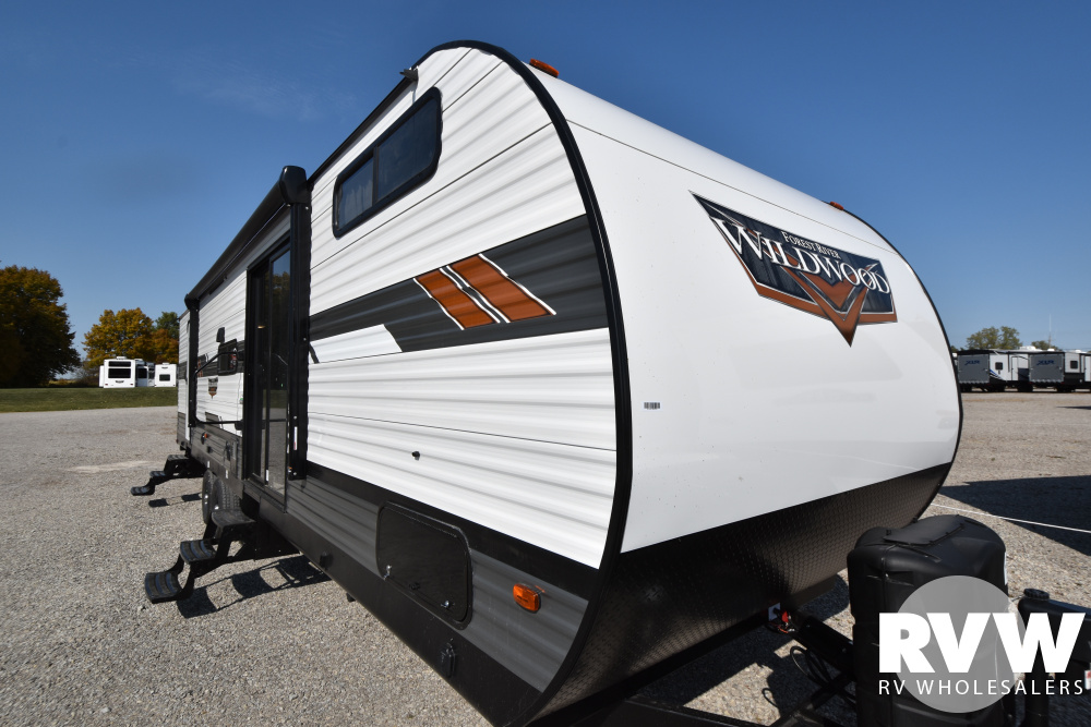 Click here to see the New 2021 Wildwood 36VBDS Travel Trailer by Forest River at RVWholesalers.com