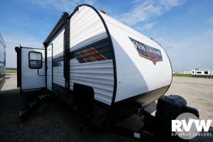 2022 Forest River Wildwood 27RE Travel Trailer: image 1