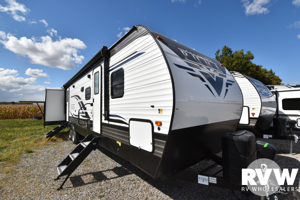 Click here to see the New 2021 Puma 32DBTS Travel Trailer by Palomino at RVWholesalers.com