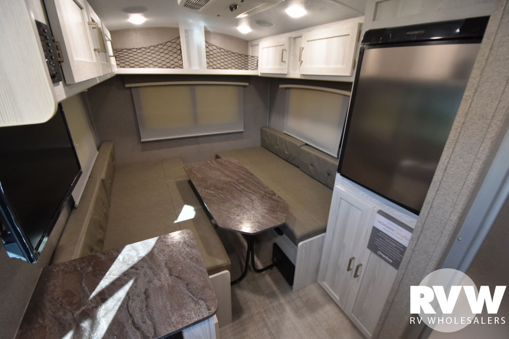 Click here to see the New 2021 Rockwood Geo Pro G15TB Travel Trailer by Forest River at RVWholesalers.com