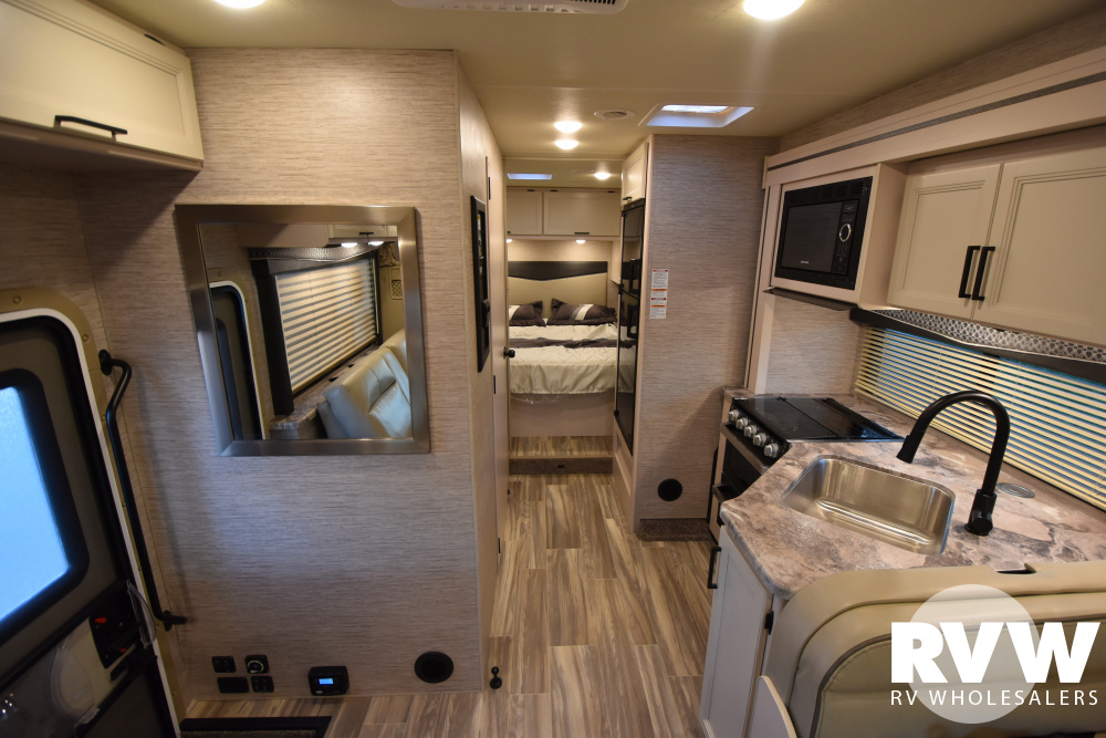 Click here to see the New 2021 Four Winds 28Z Class C Motorhome by Thor at RVWholesalers.com