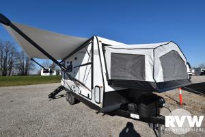 2021 Forest River Rockwood Roo 235S Hybrid Camper: image 1
