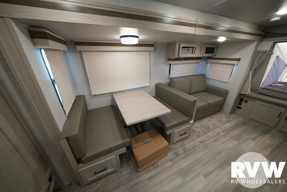 Click here to see the New 2022 Rockwood Roo 235S Hybrid Camper by Forest River at RVWholesalers.com