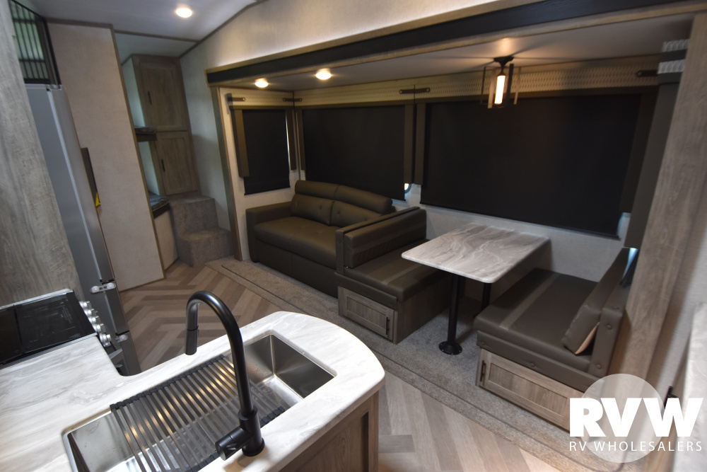 Click here to see the New 2021 Heritage Glen 295BH Fifth Wheel by Forest River at RVWholesalers.com