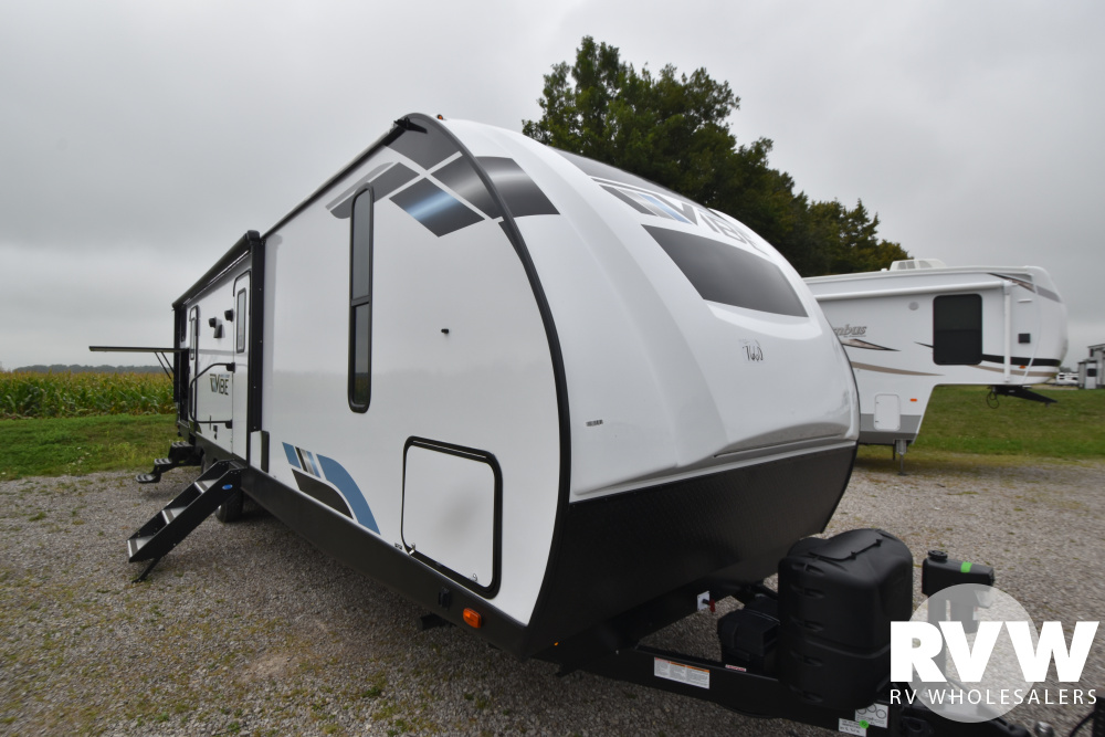 Click here to see the New 2021 Vibe 32BH Travel Trailer by Forest River at RVWholesalers.com