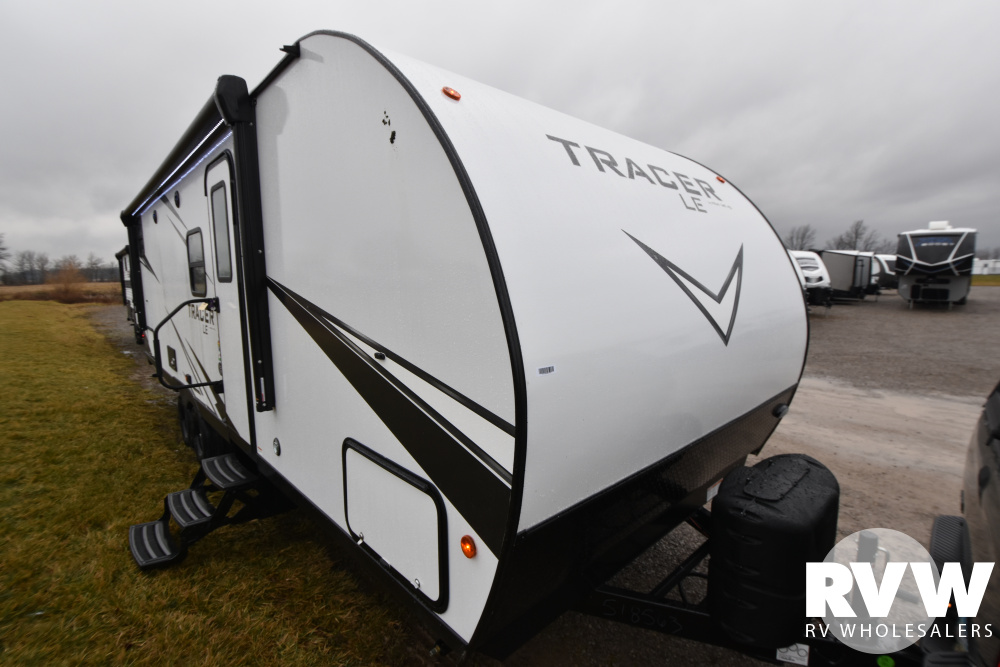 Click here to see the New 2021 Tracer LE 260BHSLE Travel Trailer by Prime Time at RVWholesalers.com