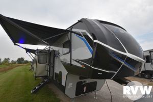 2021 Forest River XLR Boost 37TSX13 Toy Hauler Fifth Wheel: image 1