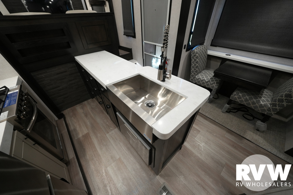 Click here to see the New 2021 Redwood 3951MB Fifth Wheel by Crossroads at RVWholesalers.com