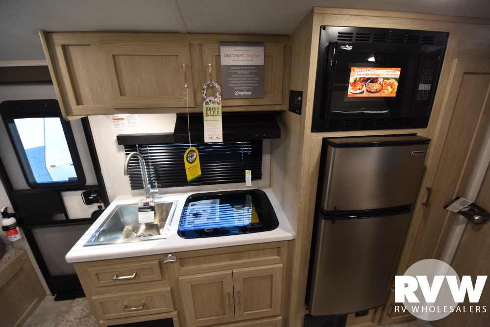 Click here to see the New 2021 Rockwood Geo Pro G20BHS Travel Trailer by Forest River at RVWholesalers.com