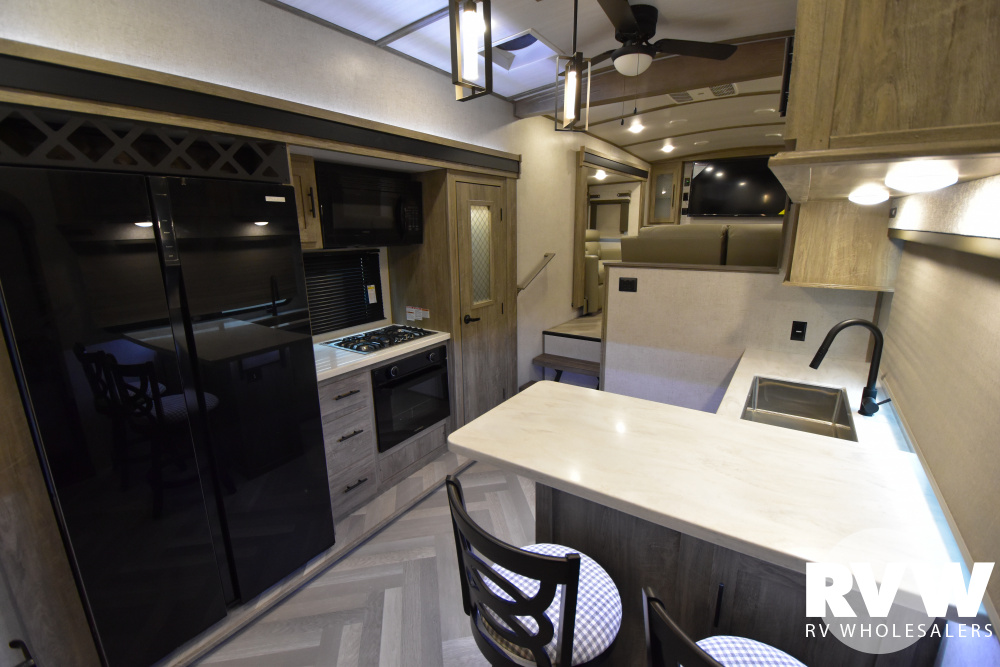 Click here to see the New 2021 Heritage Glen Elite 36FL Fifth Wheel by Forest River at RVWholesalers.com
