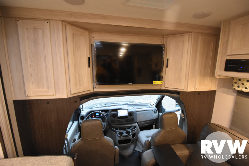 Click here to see the New 2021 Forester 3051SF Class C Motorhome by Forest River at RVWholesalers.com