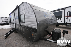 2022 Forest River XLR Micro Boost 25LRLE Toy Hauler Travel Trailer: image 1