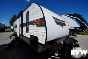 2022 Forest River Wildwood 26DBUD Travel Trailer: image 1