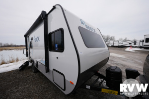 2021 Forest River Ibex 19QBS Travel Trailer: image 1