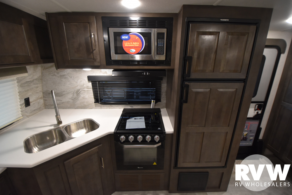 Click here to see the New 2021 Rockwood Ultra Lite 2608BS Travel Trailer by Forest River at RVWholesalers.com
