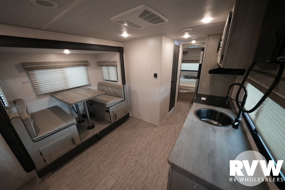 Click here to see the New 2021 Ibex 23RLDS Travel Trailer by Forest River at RVWholesalers.com