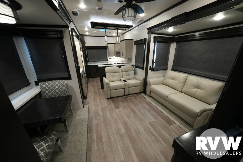 Click here to see the New 2021 Redwood 4001LK Fifth Wheel by Crossroads at RVWholesalers.com
