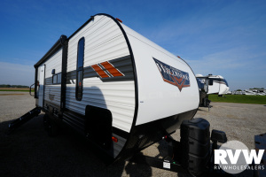 2022 Forest River Wildwood 22RBS Travel Trailer: image 1