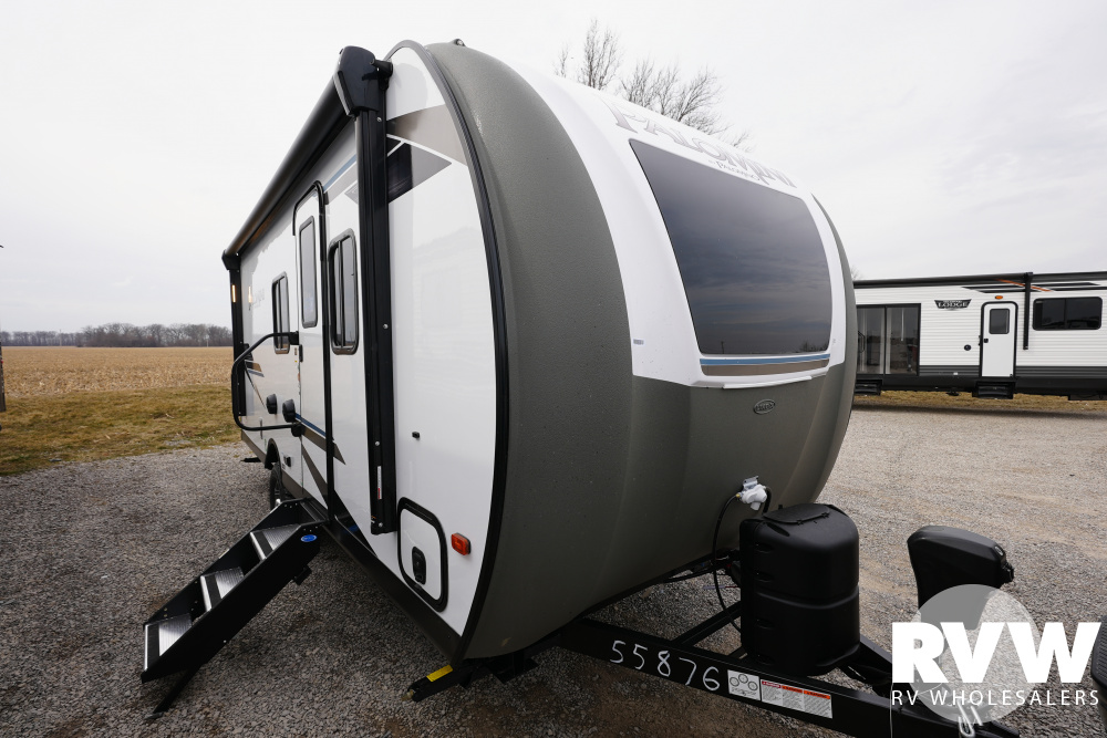 Click here to see the New 2021 Palomini 189BHS Travel Trailer by Palomino at RVWholesalers.com