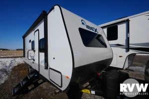 2021 Forest River Ibex 20BHS Travel Trailer: image 1