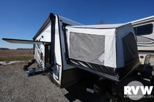 2022 Forest River Rockwood Roo 235S Hybrid Camper: image 1