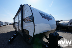 2022 Forest River Wildwood 30KQBSS Travel Trailer: image 1