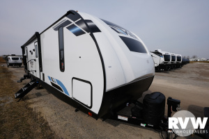 2022 Forest River Vibe 32BH Travel Trailer: image 1