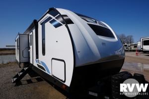 2021 Forest River Vibe 34BH Travel Trailer: image 1
