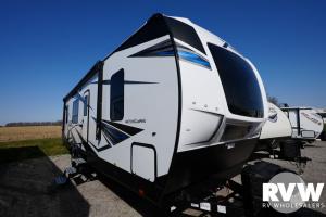 2022 Forest River XLR Hyper Lite 2815 Toy Hauler Travel Trailer: image 1