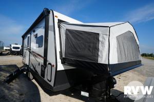 2022 Forest River Rockwood Roo 23FK Hybrid Camper: image 1