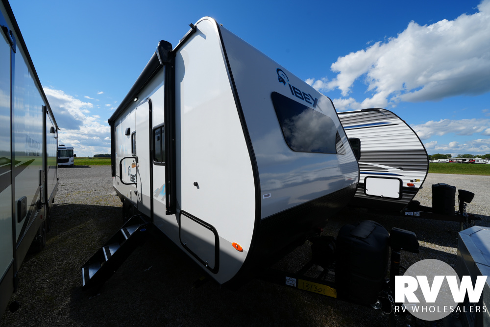 Click here to see the New 2022 Ibex 20BHS Travel Trailer by Forest River at RVWholesalers.com