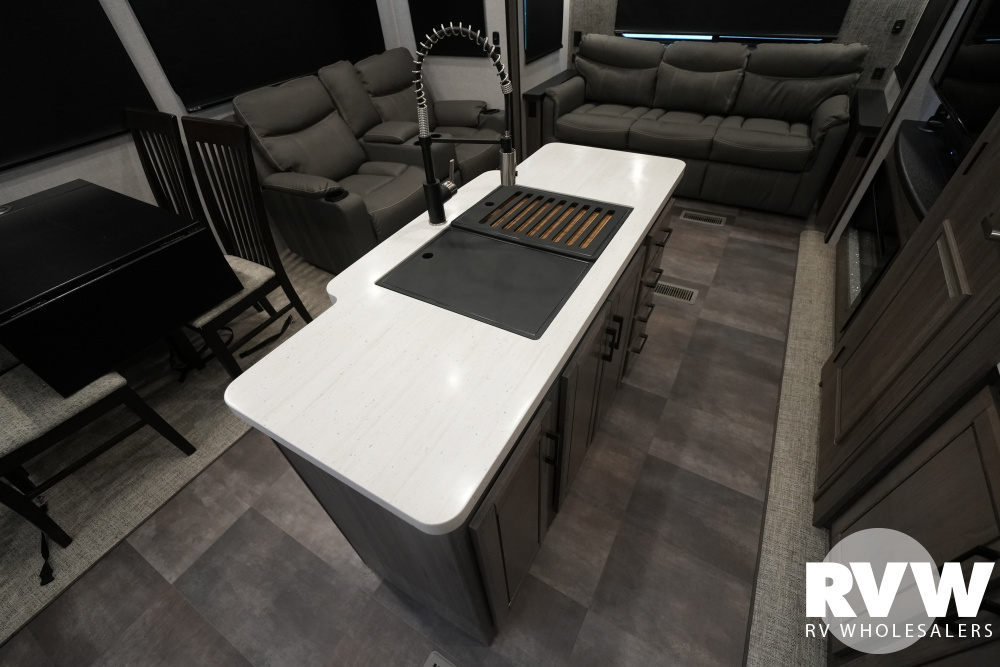 Click here to see the New 2021 Cameo 3891MK Fifth Wheel by Crossroads at RVWholesalers.com